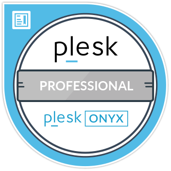 plesk PROFESSIONAL